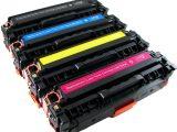 Hp 304A-CC530A Muadil Toner