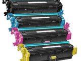 Hp 508A-CF360A Muadil Toner