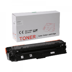 HP CE743A (307A) Kırmızı Muadil Toner