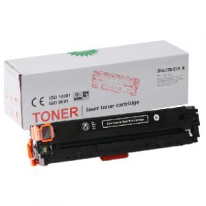 HP 125A CB540A Siyah Muadil Toner