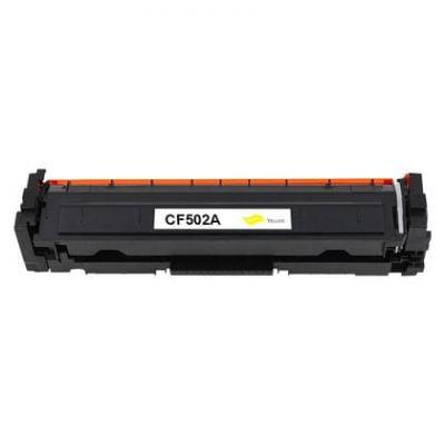 HP CF502A SARI MUADİL TONER