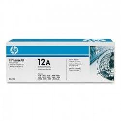 HP Q2612A (12A) ORJİNAL SİYAH TONER
