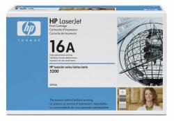 HP Q7516A (16A) Siyah Orijinal Toner