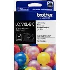 Brother LC77XLBK Siyah Mürekkep