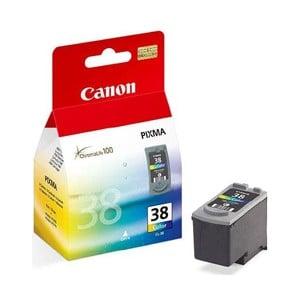 Canon CL-38 CMY Mürekkep Kartuş
