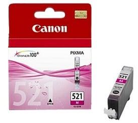 Canon CLI-521 M Mürekkep Kartuş