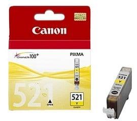 Canon CLI-521 Y Mürekkep Kartuş