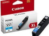 Canon Cli-551XL Cyan Mürekkep Kartuş
