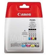 Canon CLI-571 C/M/Y/BK MULTI Blister - 0386C005AA