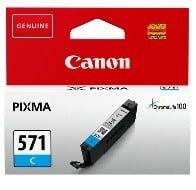 Canon CLI-571 Cyan Mürekkep Kartuş - 0386C001AA