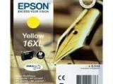 Epson 163440 XL Yellow Mürekkep Kartuş