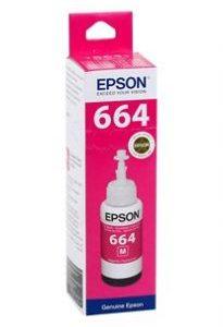 EPSON 664 (C13T6641A ) KIRMIZI MÜREKKEP 70ml