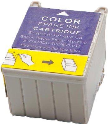 Epson T008-C13T00840120 Renkli Muadil Kartuş