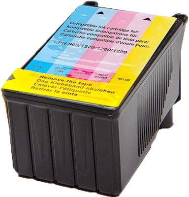 Epson T009-C13T00940120 Renkli Muadil Kartuş