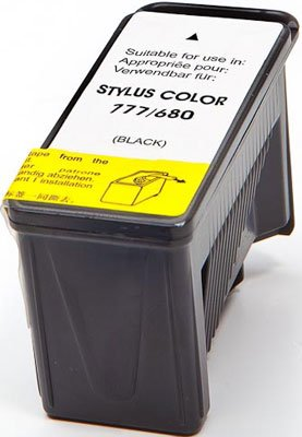 Epson T028-C13T02840120 Siyah Muadil Kartuş