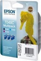 Epson T048C40 Mürekkep Kartuş