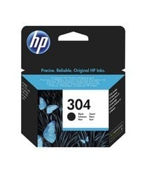HP 304 Siyah Mürekkep Kartuş