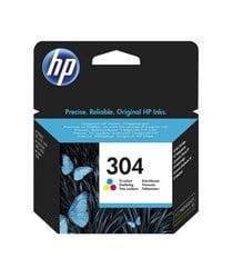HP 304 Üç renkli Mürekkep Kartuş