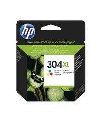 HP 304XL Üç renkli Mürekkep Kartuş