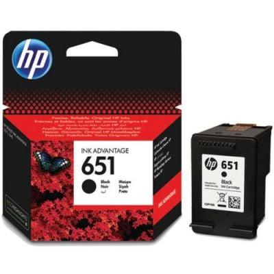 HP C2P10A Black Mürekkep Kartuş (651)