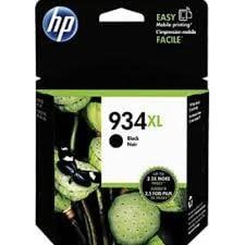 HP C2P23A Black Mürekkep Kartuş (934XL)