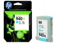HP C4907A Cyan Mürekkep Kartuş (940XL)