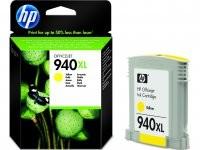 HP C4909A Yellow Mürekkep Kartuş (940XL)
