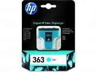 HP C8771E Cyan Mürekkep Kartuş (363)