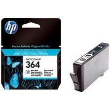 HP CB317E Photo Black Mürekkep Kartuş (364)