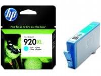 HP CD972A Cyan Mürekkep Kartuş (920XL)