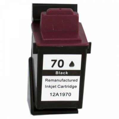Lexmark 70-12AX970E Siyah Muadil Kartuş